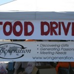 WonGeneration Food Drive